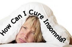 How to cure insomnia naturally